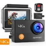 APEMAN Action Cam 4K WiFi Camera