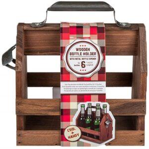 Bada Bing Flaschenhalter Holz