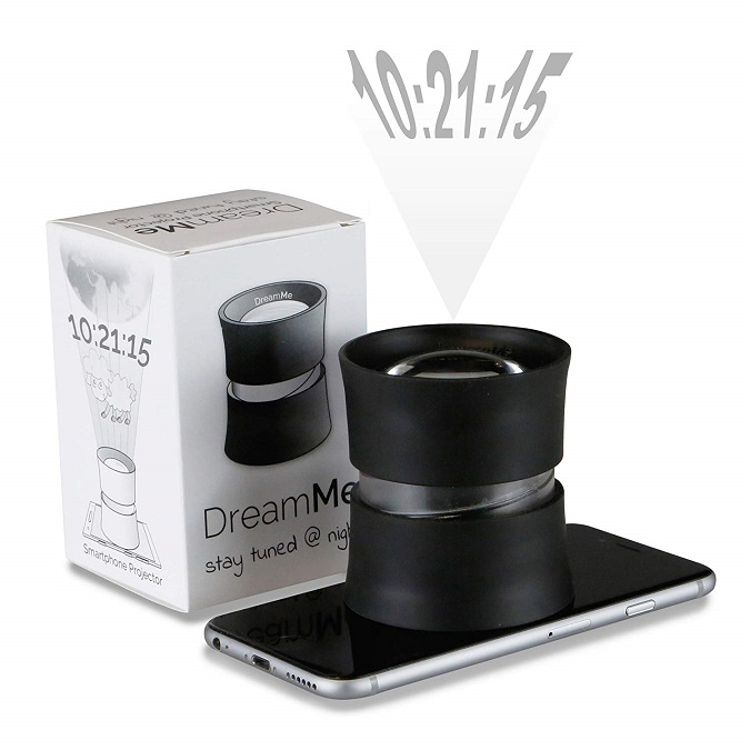 DreamMe Projektionswecker Projektionsuhr