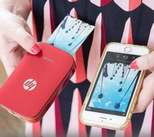 HP Sprocket Mobiler Fotodrucker