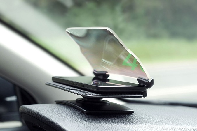 Hudway Glass Navigation Head-Up Display HUD