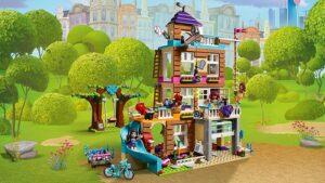 LEGO Friends 41340 - Freundschaftshaus