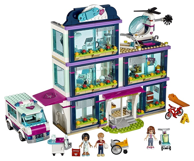 LEGO Friends - Heartlake Krankenhaus