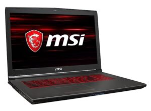 MSI GV72 8RE-048 (17,3 Zoll) Gaming-Laptop