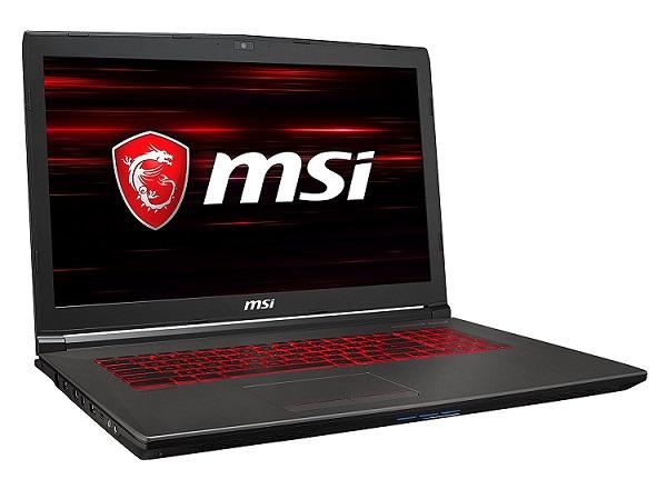MSI GV72 8RE-048 (17,3 Zoll) Gaming-Laptop