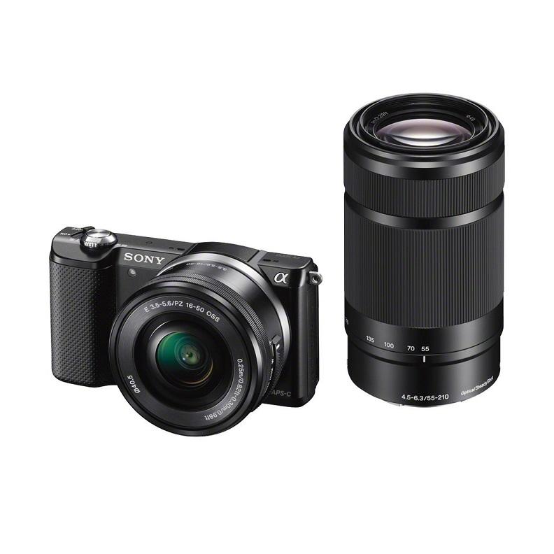 Sony Alpha 5000 Systemkamera